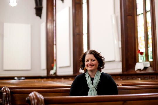 Rev. Lisa Hood Featured in Local Newspaper Article