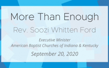 More Than Enough (feat. Rev. Soozi Whitten Ford)