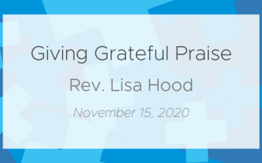 Giving Grateful Praise