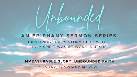 Immeasurable Glory, Unbounded Mystery