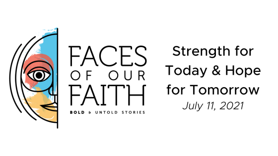 Strength for Today & Hope for Tomorrow (ft. Suzi Whitten Ford)
